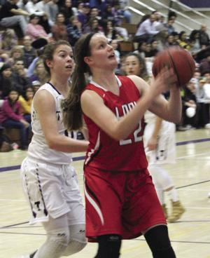 Girls basketball: Flames earn co-title with fast start