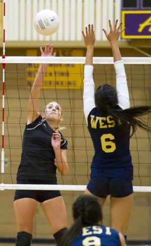 Tokay Tigers shine in volleyball on Senior Night