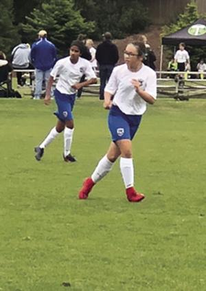 Soccer: Lodi sixth-grader plays with NorCal squad in Portland tournament