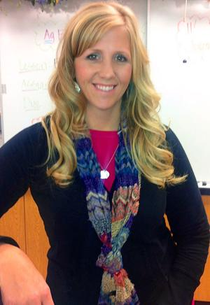 Passion for agriculture leads to successful teaching career