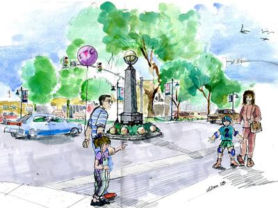 Old Town makeover: Galt aiming to revitalize C Street and Lincoln Way