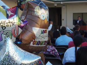 Estrellita High School graduates reach for the stars