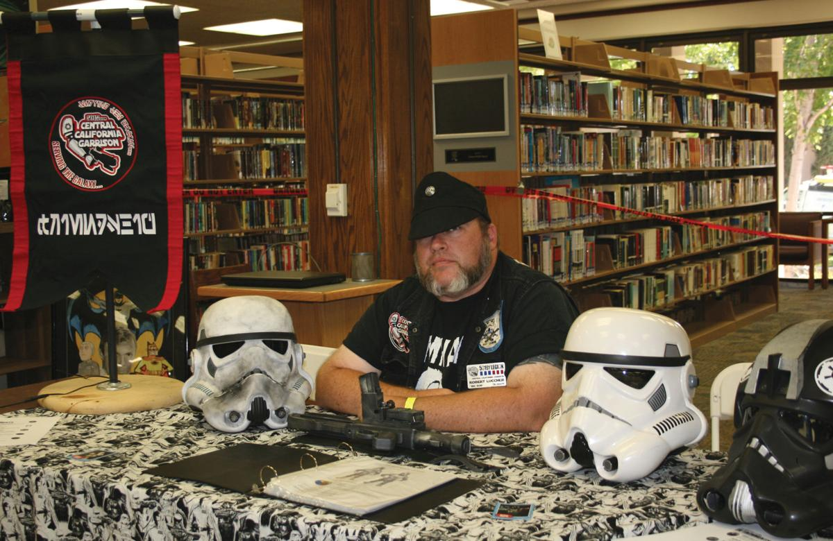 Lodi Library Con has something for every fan