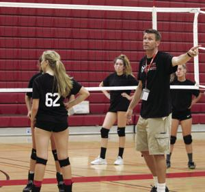 High school volleyball: New Flames coach brings experience