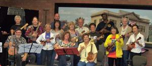 Lodi Ukulele Club brings happy music to Lodi