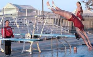 Former Lodi diver Robert Paoletti makes leap to coach