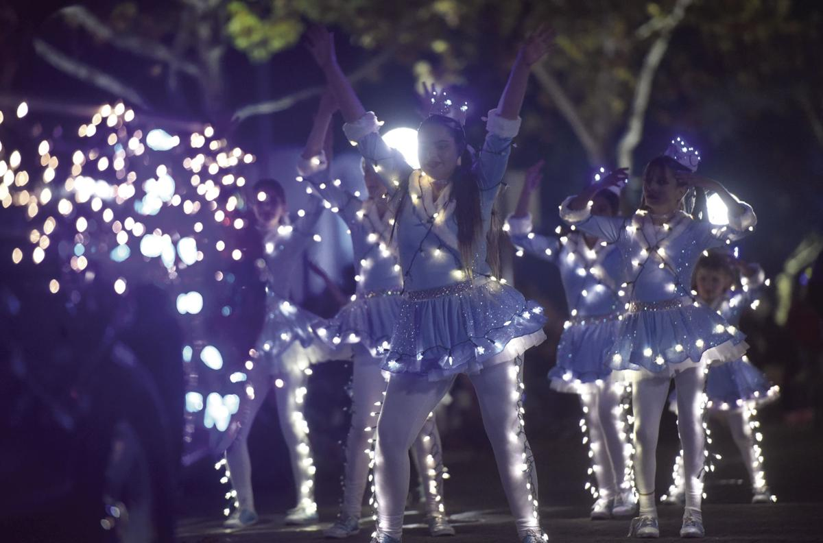 Parade of Lights takes Lodi on a global journey
