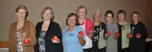 AAUW installs new officers for 2014-15
