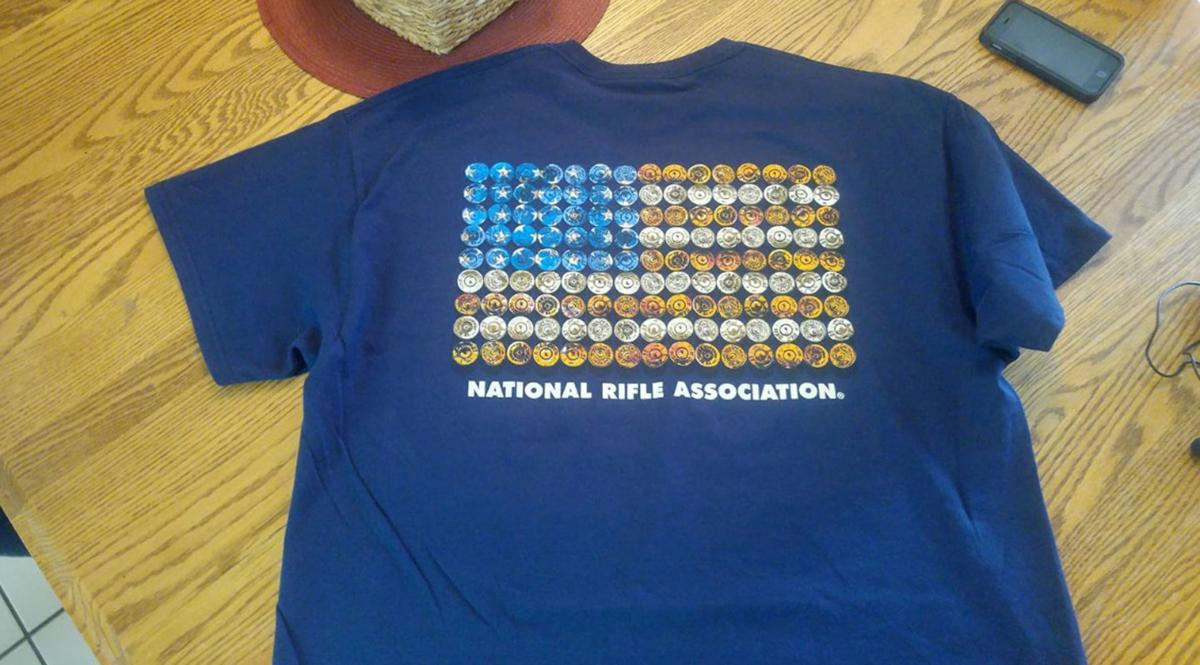 054f298a Lodi students reprimanded for NRA T-shirts