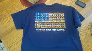 Lodi students reprimanded for NRA T-shirts