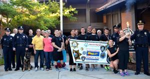 Special Olympics torch run starts in Galt