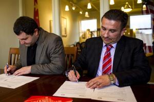 Moldovan delegation visits Lodi