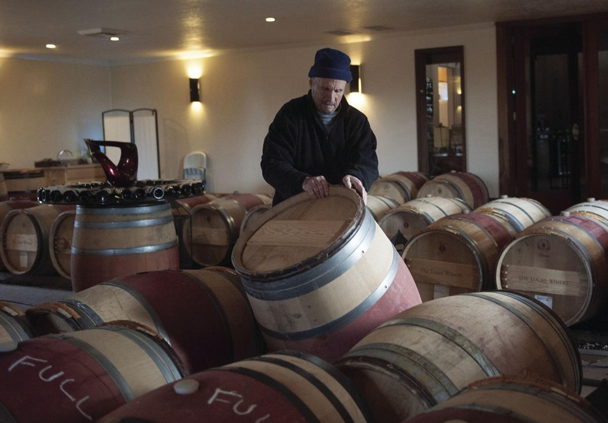 A Year in the Life of a Winery: Part 3