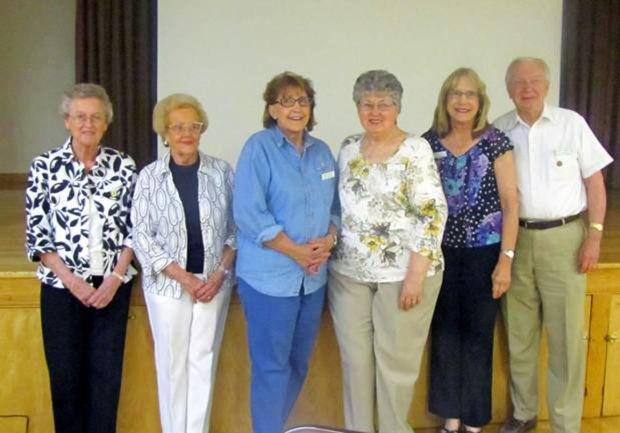 Lodi Garden Club installs officers