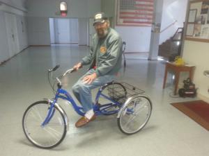 American Legion replaces Vietnam veteran's stolen ride