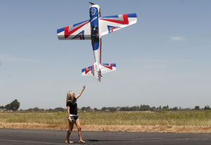 Model aircraft take to the skies this weekend in Walnut Grove