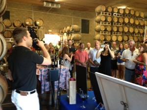 Our Troops Our Heroes at Van Ruiten Winery