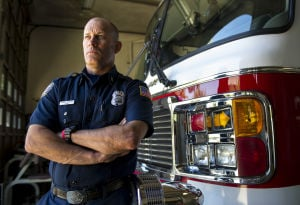Lodi Fire Department Capt. Shane Langone honored as Firefighter of the Year