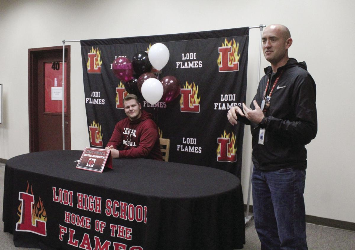 National Letter of Intent: Duo ready to move forward