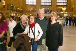 Memorable New York vacation includes 'Phantom,' Anderson Cooper, and The Freedom Tower