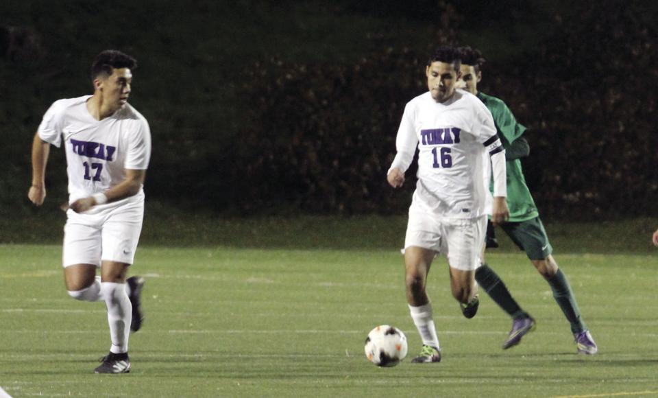 Boys soccer: Tigers, Hawks battle to a draw