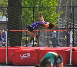 Gino Prieto Writes About His Passion: High Jumping - Courtesy photograph