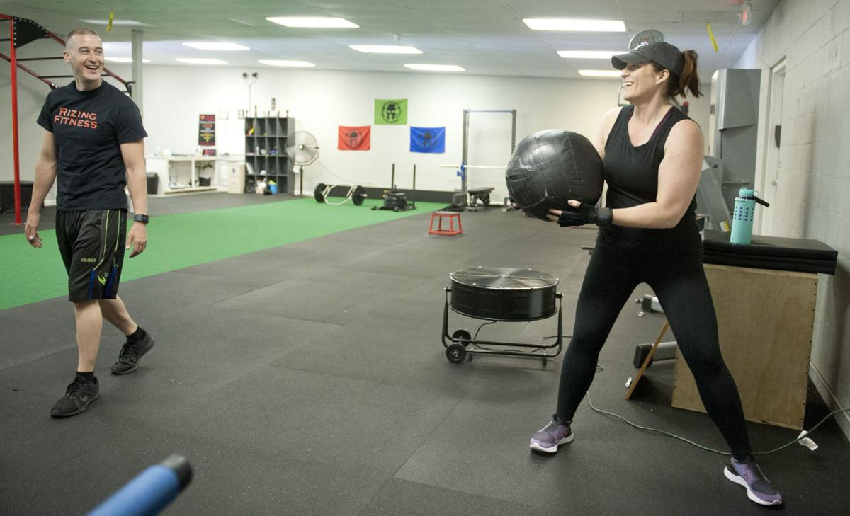 Lodi gym tailors workouts to people's needs