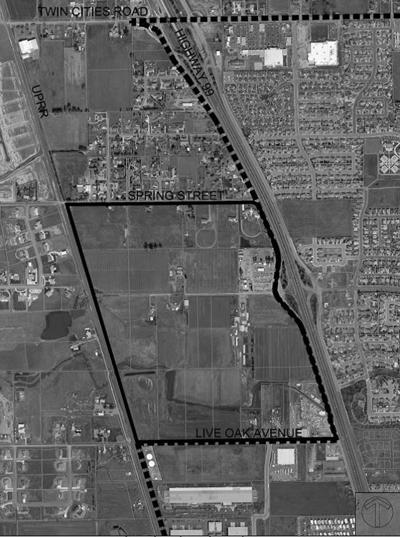 Galt seeks to balance population and job growth by annexing land