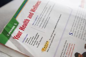 Lodi teens focus on nutrition, drug awareness in health class