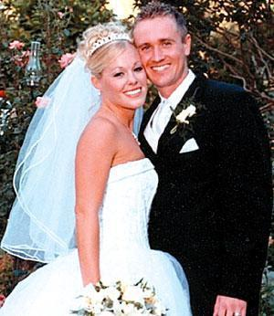 Bernhoft, Addington wed on June 4; took Hawaiian honeymoon