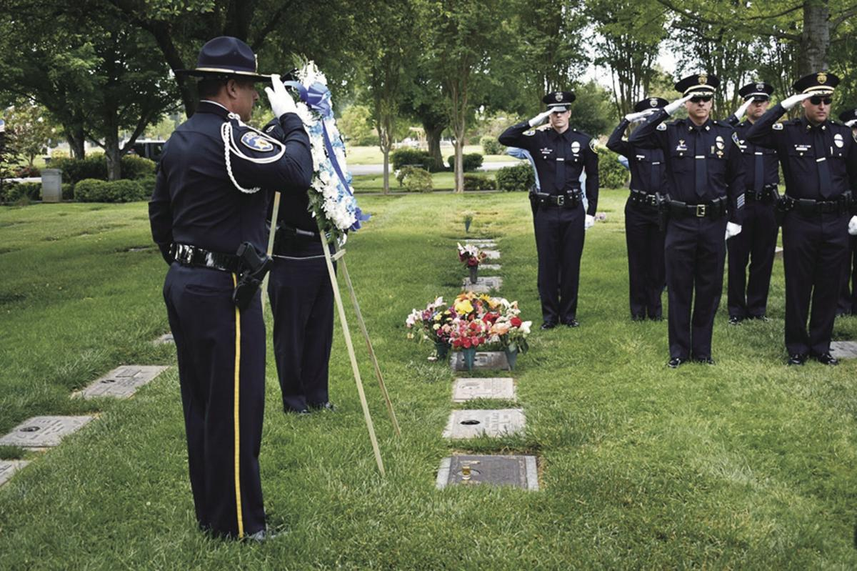 Lodi officers to attend Police Week in Washington
