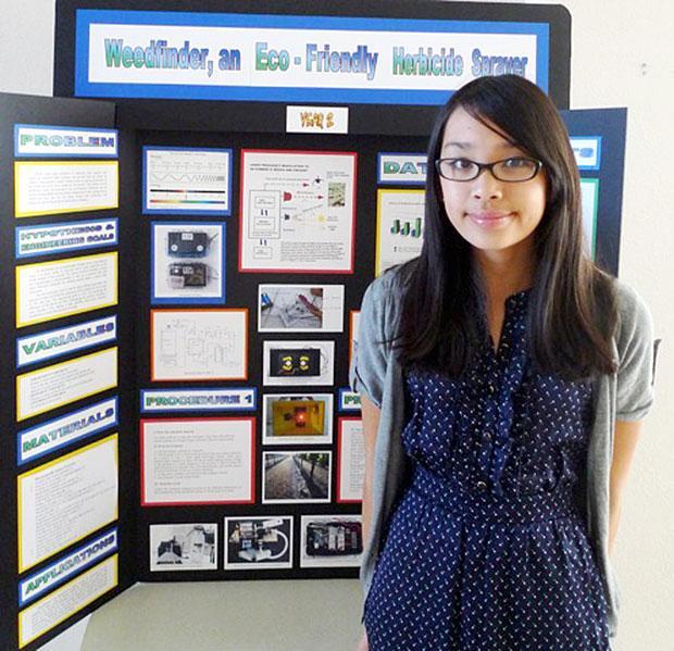 Elkhorn School's Julie and Kristen Fukunaga take top spots at San Joaquin County Science Fair