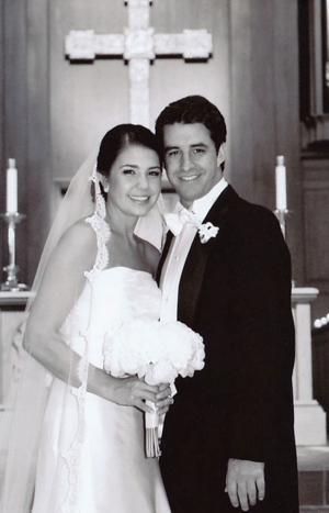 Brian Ward, Arley Fowler were married last June