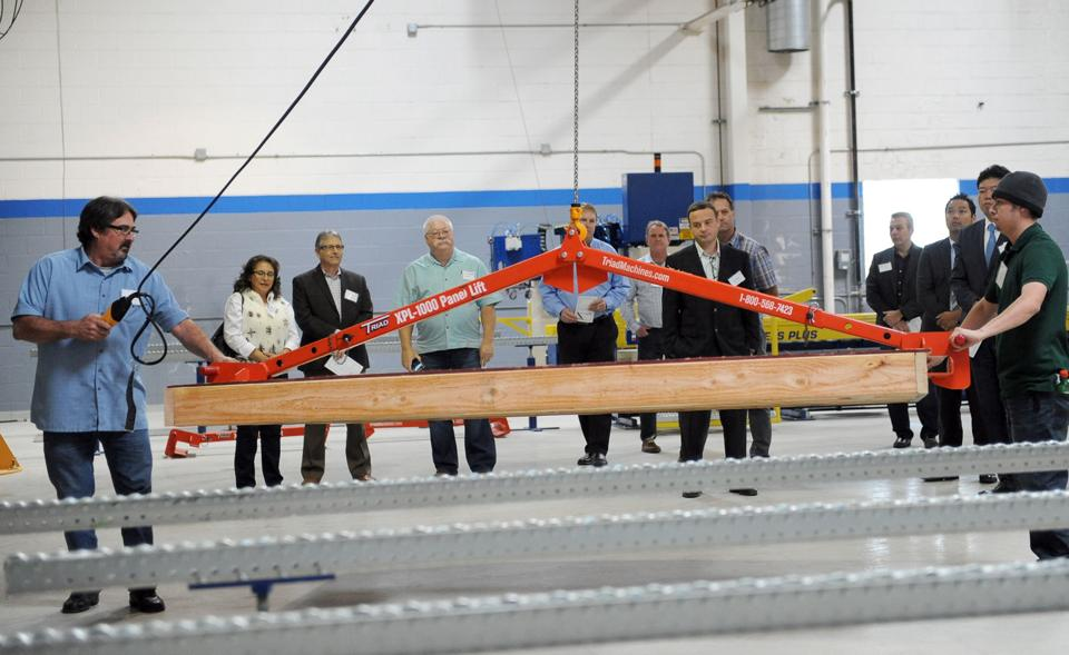 Lodi hosts international crowd for ribbon cutting