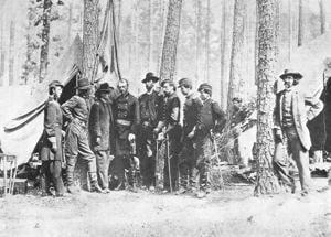 Effects of Civil War were felt in San Joaquin County