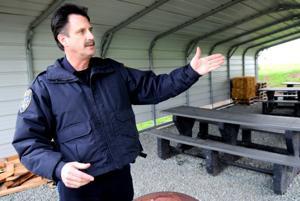 27-year Galt Police Department veteran Jim Uptegrove to retire