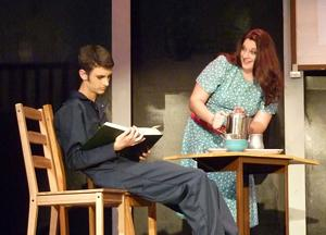 Lodi High students perform '1984'