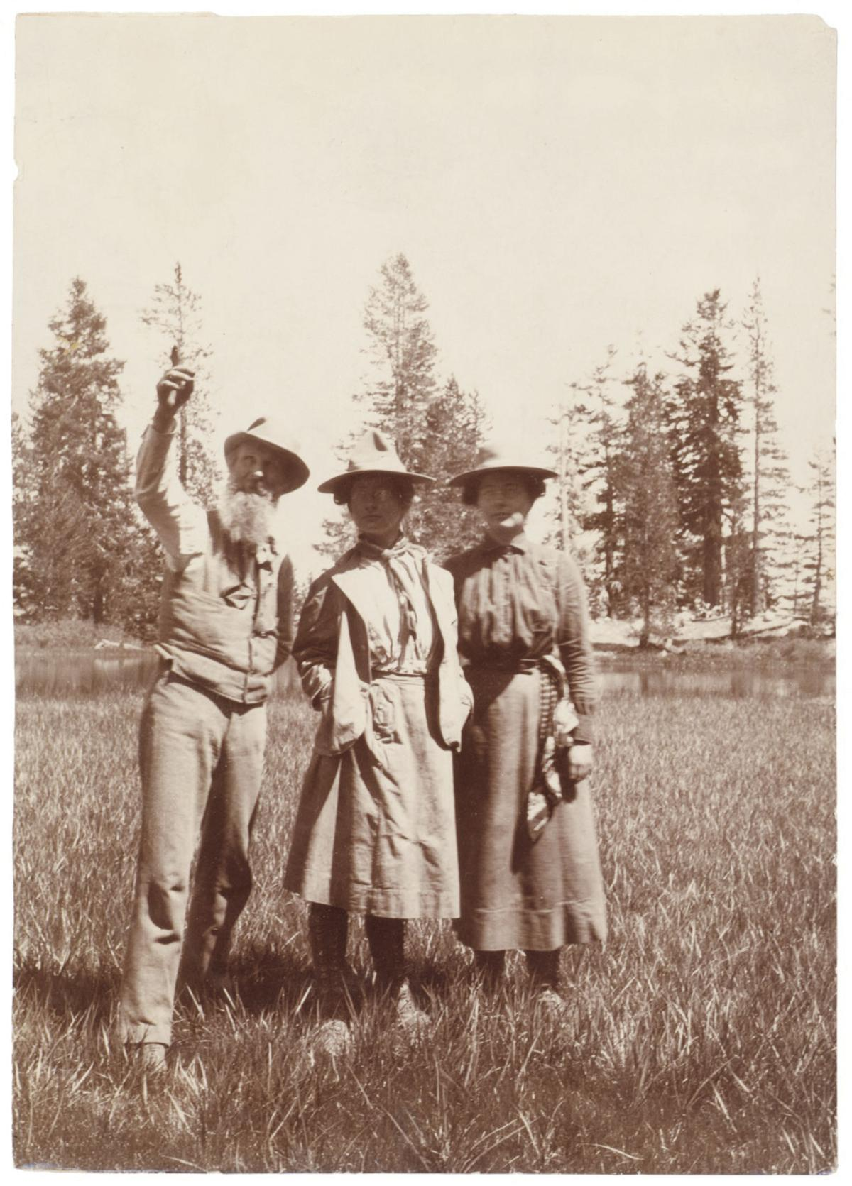 University of the Pacific to celebrate receiving thousands of John Muir papers