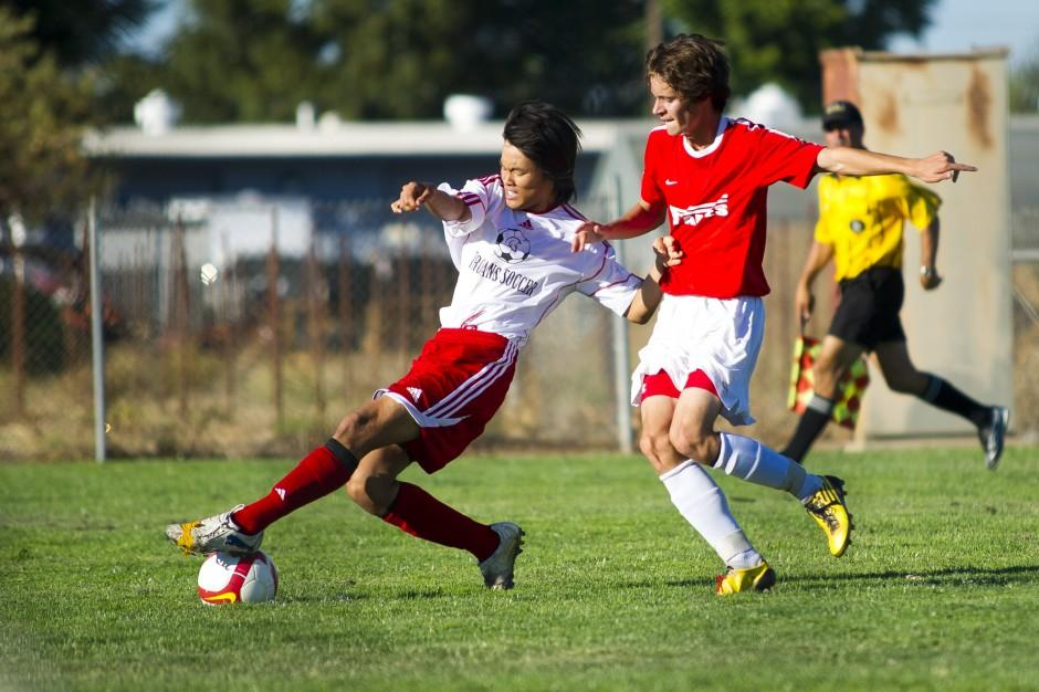 Lodi Flames forge ahead minus star soccer players