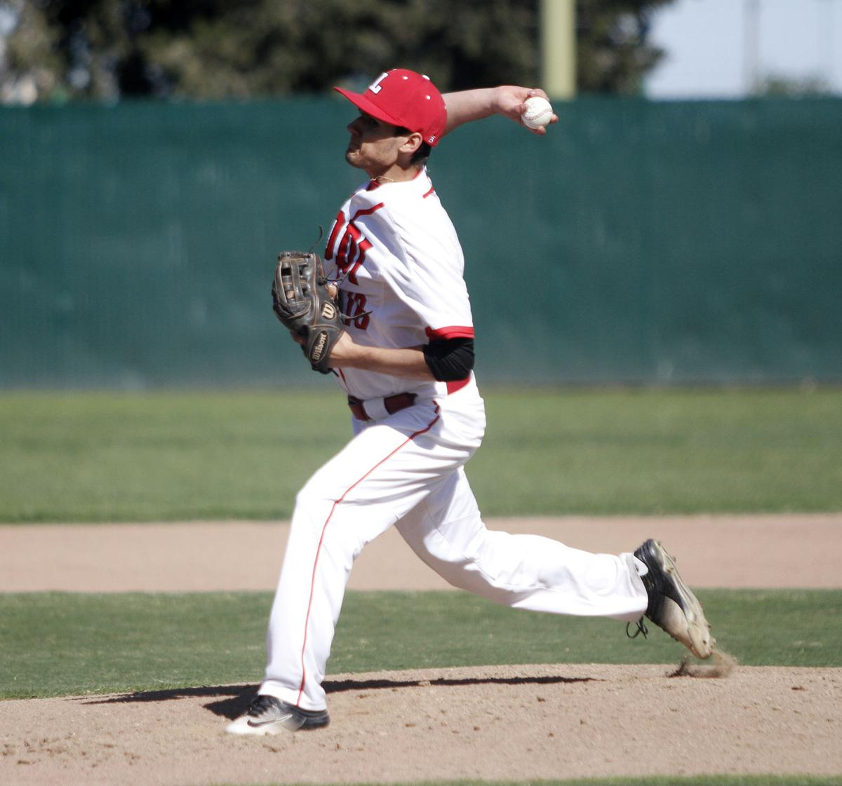 High school baseball: Rams even series with Flames