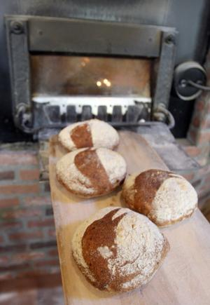 Downtown business creates crane bread in celebration of the Sandhill Crane Festival
