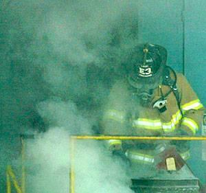Furnace explodes at Lodi Iron Works, sparks brief blaze