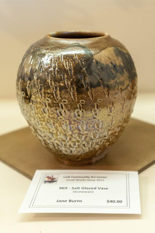 'Small Works Art Show' offers ideas for holiday gifts