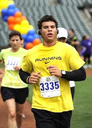 Former Woodbridge resident Ethan Bennett to fight cancer with coast-to-coast run