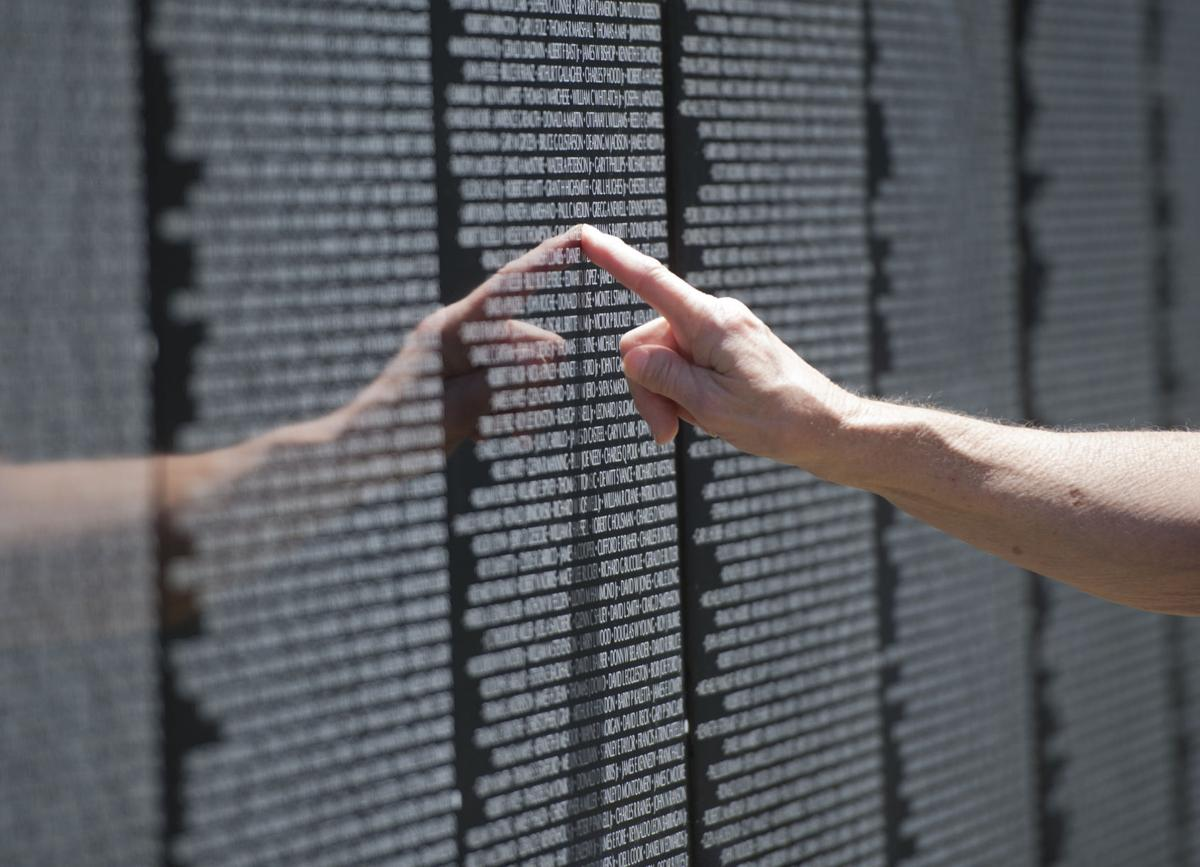 Stockton's Vietnam Moving Wall elicits emotions