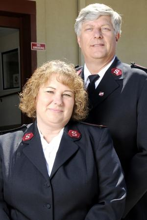 Salvation Army leaders moving to Alameda