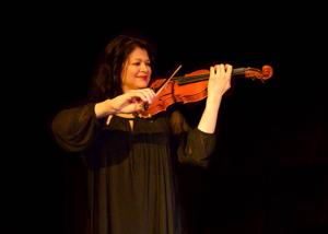 Piano and violin in concert at Sutter Creek Theatre