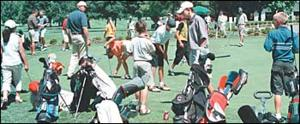 Three tied for lead in Tokay Junior Tournament after first round