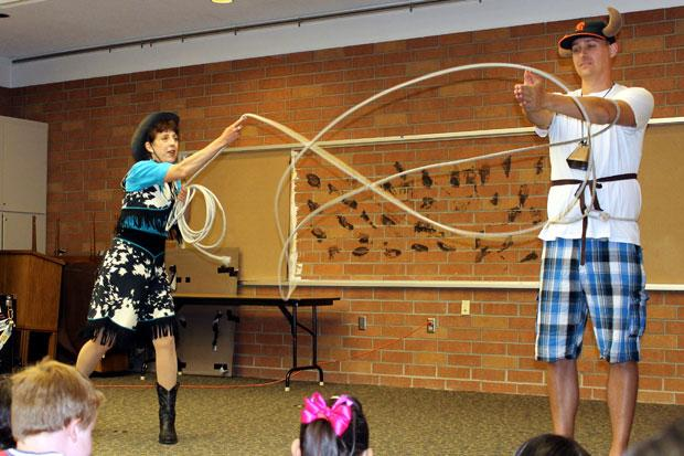 Lodi Library brings family entertainment to town