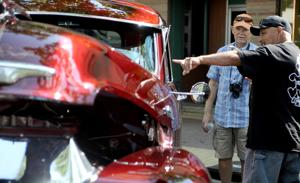 Stuck in Lodi Classic Car Show features creativity, style of older models